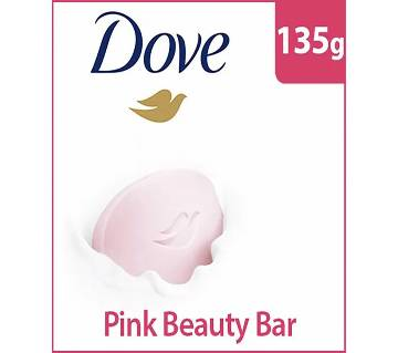 Dove Beauty Cream Bar 100g Pink (IMP)-(5% VAT Included on Price)-3000747
