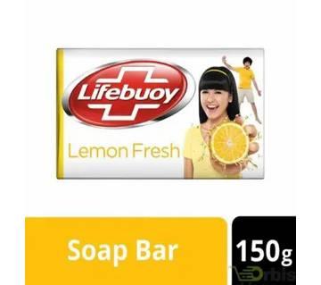 Lifebuoy Soap Lemon Fresh 150g-(5% VAT Included on Price)-3015334