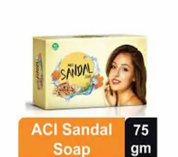 Aci Sandal Soap 75g-(5% VAT Included on Price)-3015021