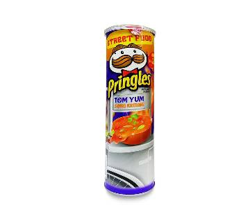Pringles Tom Yum Song Kreung 147g-(5% VAT Included on Price)-2814473