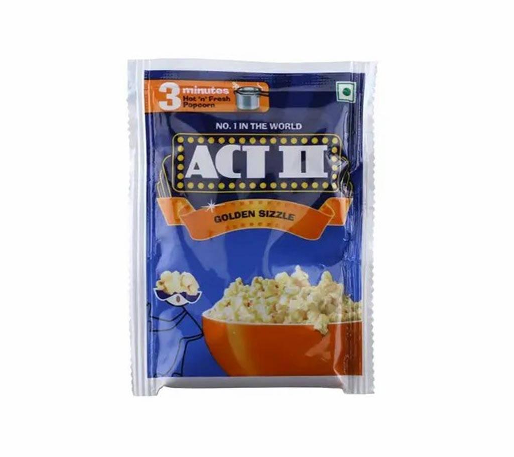 ACT II Golden Sizzle পপকর্ন 50g-(5% VAT Included on Price)-2802826 বাংলাদেশ - 1140678