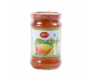 Pran Mango Jam 375gm-(5% VAT Included on Price)-2800932
