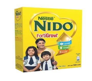 Nestle Nido Forti Grow BIB 350g-(5% VAT Included on Price)-2200264