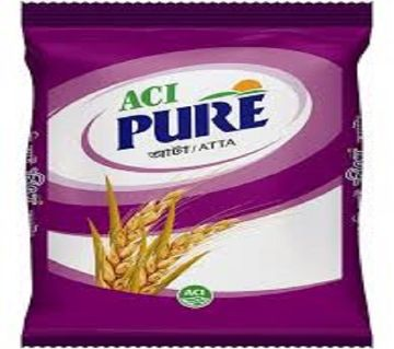 ACI Pure Atta(Laminated Pack)2 kg-(5% VAT Included on Price)-2400059