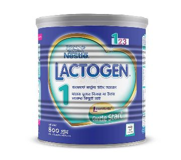 LACTOGEN 1 400 GM TIN (NEW)-(5% VAT Included on Price)-2200214