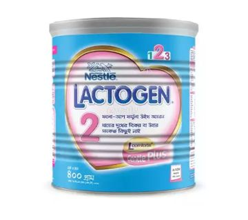 LACTOGEN 2 400 GM TIN (NEW)-(5% VAT Included on Price)-2200215
