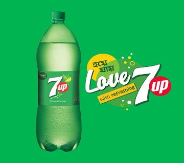 7 up 2000ml (Plastic Bot)-(5% VAT Included on Price)-2300035