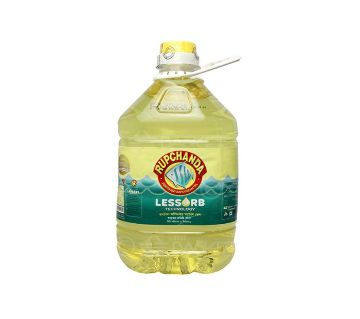 Rupchanda Soyabean Oil 5 LtrPet btl-(5% VAT Included on Price)-2400019