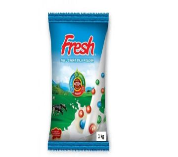 Fresh Full Cream Milk powder 1000gm-(5% VAT Included on Price)-2500313