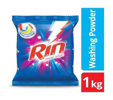 Rin Power Bright Detargent Powder 1kg-(5% VAT Included on Price)-2603403