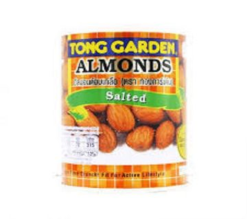 Tong Garden Almonds Salted 140Gm Can-(5% VAT Included on Price)-2805680
