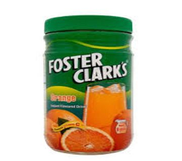 Foster Clark Inst. Drink Orange 750g Jar-(5% VAT Included on Price)-2300119