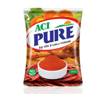Aci Pure Morich Powder 200 gm-(5% VAT Included on Price)-2700152