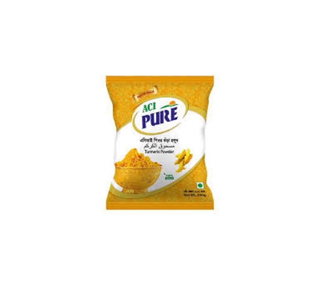 এসিআই পিওর হলুদ পাউডার -200 gm-(5% VAT Included on Price)-2700118 বাংলাদেশ - 1132601