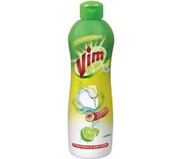 Vim Dish Wash Liquid 500ml .(Bottle)-(5% VAT Included on Price)-2600102