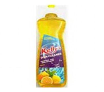 Kellys Dish Cleaner Lemon 500ml-(5% VAT Included on Price)-2601064