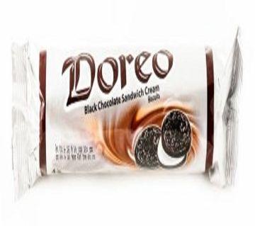 Danish Doreo Blackchoc Sandwich 140g-(5% VAT Included on Price)-2805830
