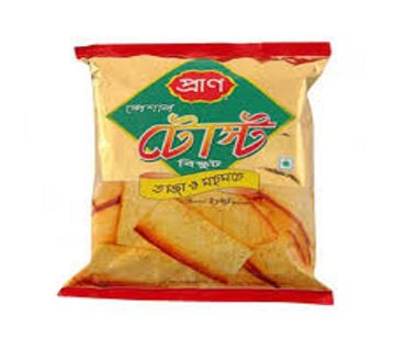 Pran Toast Biscuit 350 gm-(5% VAT Included on Price)-2800060