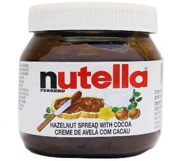 Nutella Ferrero Hazelnut Spread 750g-(5% VAT Included on Price)-2809211
