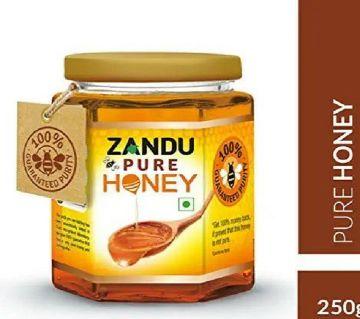 Zandu Pure Honey 250g-(5% VAT Included on Price)-2813286