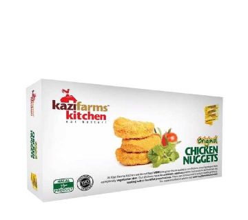 Kazifarms Kitchen Chicken Nuggets 250g-(5% VAT Included on Price)-2810830