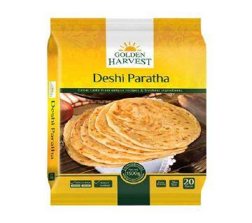 Golden Harvest Deshi Parata Family Pack-(5% VAT Included on Price)-2801347