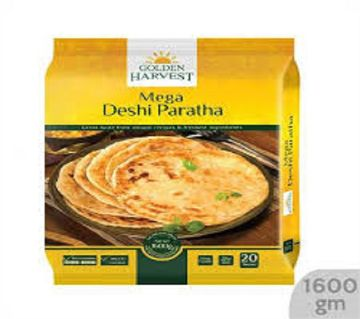 GoldenHarvest Deshi Parata family Pack1600 gm-(5% VAT Included on Price)-2803631