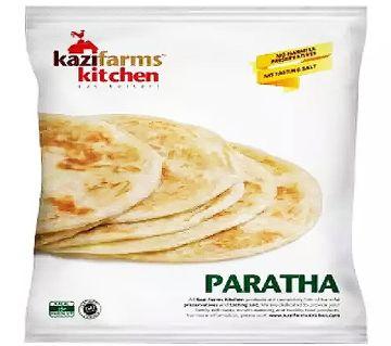Kazi Farms Kitchen Plain Paratha 1300g 20 pcs-(5% VAT Included on Price)-2808532