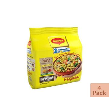 Maggi 2Minute masala noodles 248gm (4 pack)-(5% VAT Included on Price)-2800249