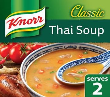 Knorr Classic Thai Soup 28g-(5% VAT Included on Price)-2805742