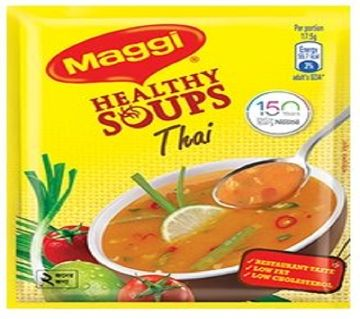 Maggi Healthy Soup Thai 35 gm-(5% VAT Included on Price)-2800400