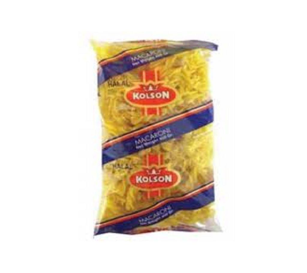 কুলসন ম্যাকারনি 400 gm-(5% VAT Included on Price)-2800270 বাংলাদেশ - 1132665