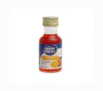 Foster Clark`s Food Essence Orange 28ml-(5% VAT Included on Price)-2701225