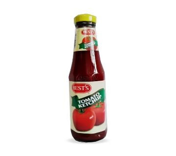 Best Tomato Ketchup 330 gm-(5% VAT Included on Price)-2700046
