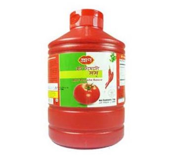 Pran Hot tomato Sauce 1000gm-(5% VAT Included on Price)-2700326