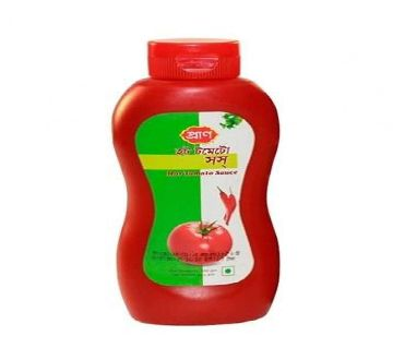 Pran Hot Tomato Sauce 550g-(5% VAT Included on Price)-2702670