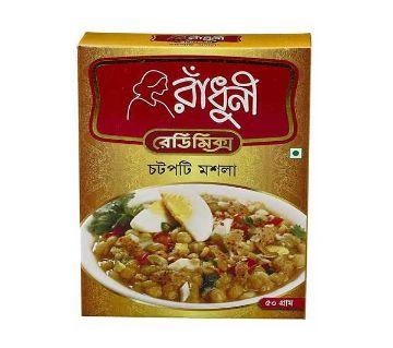 Radhuni Chotpoti Masala 50 gm-(5% VAT Included on Price)-2700054