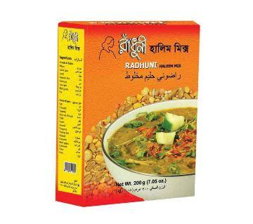 Radhuni Haleem Mix 200 gm-(5% VAT Included on Price)-2700060