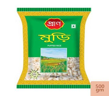 Pran Muri 500 gm-(5% VAT Included on Price)-2800356