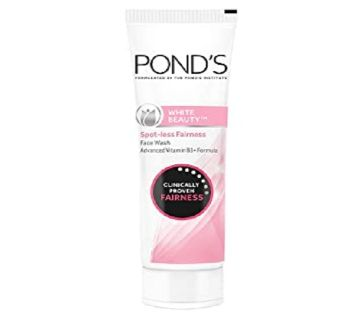Ponds White Beauty D. F. Foam 100g-(5% VAT Included on Price)-3001806