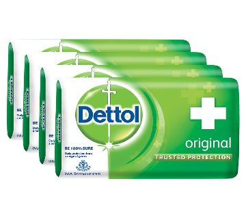 Dettol Soap Original 125g-(5% VAT Included on Price)-3000420