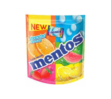 Mentos Assorted Flv.Chocolate 145(±10)g-(5% VAT Included on Price)-2812161