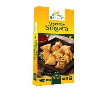Golden Harvest Vegetable Singara 400g