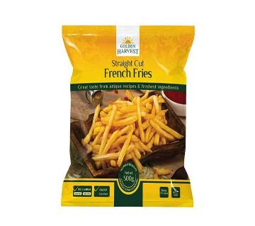 Golden Harvest French Fries (Straight Cut) 500gm