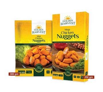 Golden Harvest Mega Chicken Nuggets 250gm