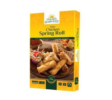 Golden Harvest Mini Beef Spring Roll 300g