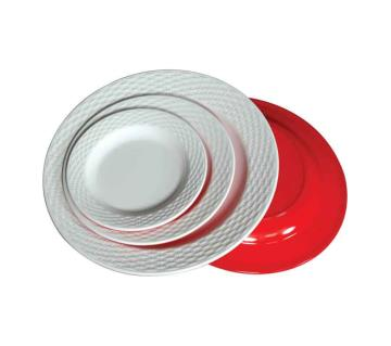 Design Plate 11 inch (6 Pieces)