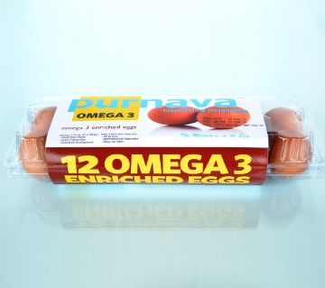 OMEGA 3 ENRICHED EGG  12S