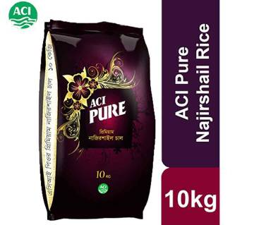 ACI Pure Najirshail Rice - 10 kg
