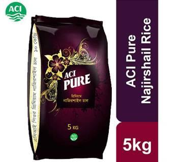 ACI Pure Najirshail Rice - 5 kg